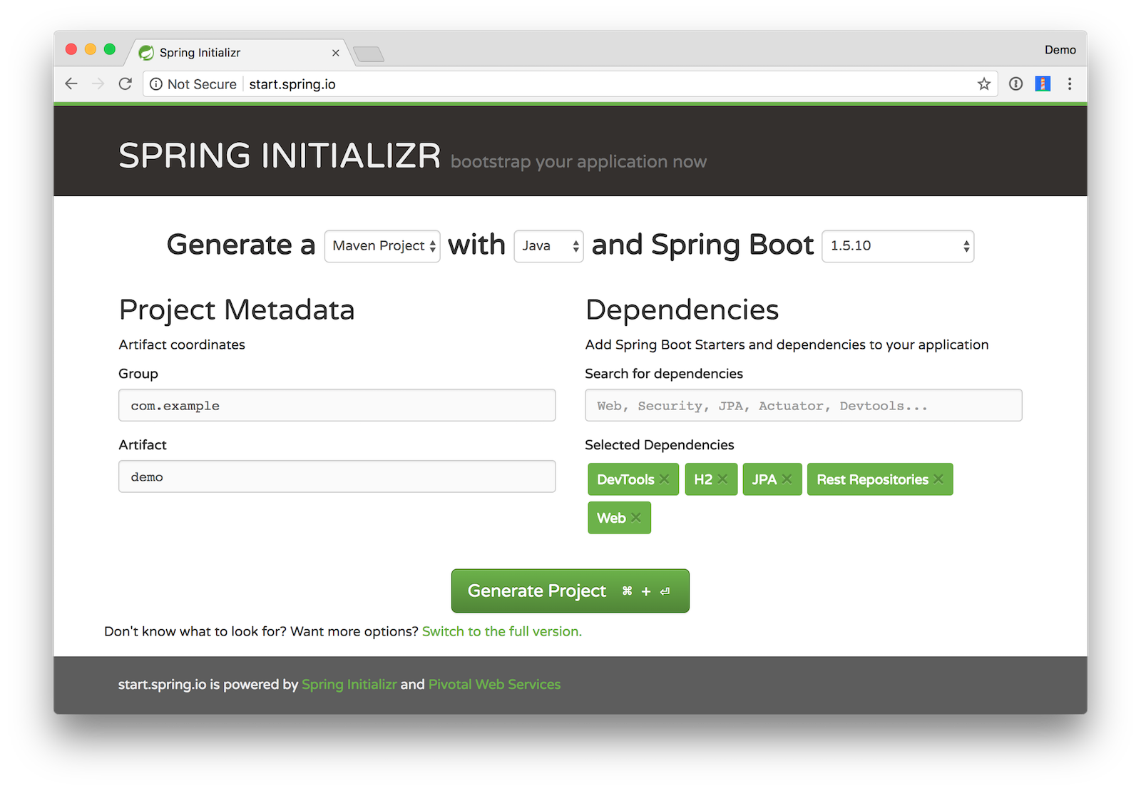 Bootiful Development with Spring Boot and Angular | Okta Developer