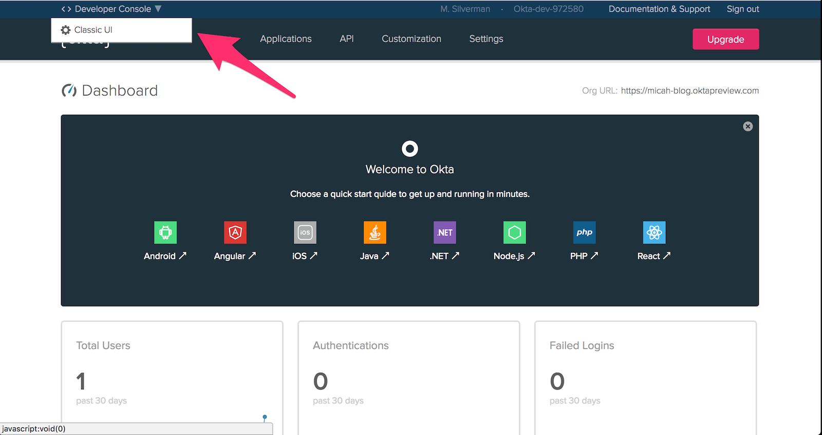 Build a One-time Password Token for MFA with Okta | Okta Developer