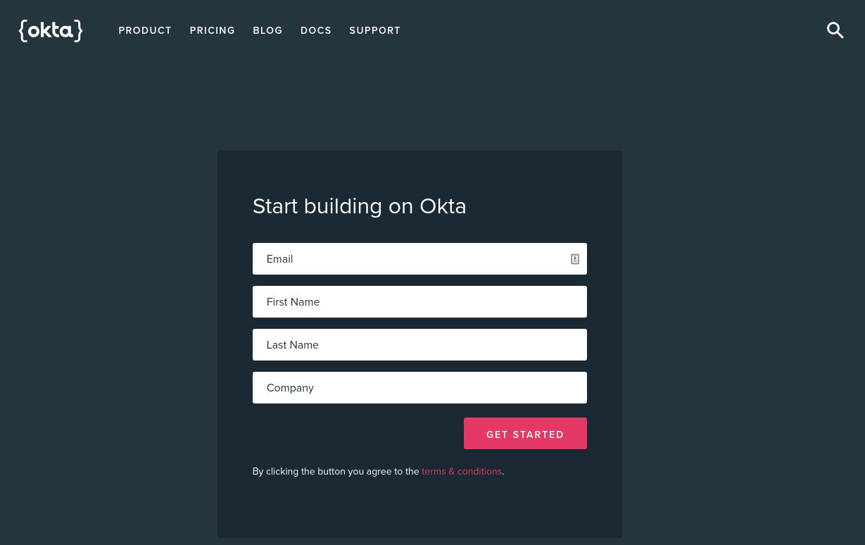 Add Login to Your ASP NET Core MVC App | Okta Developer