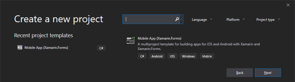 Build Login in Xamarin with Xamarin Forms | Okta Developer