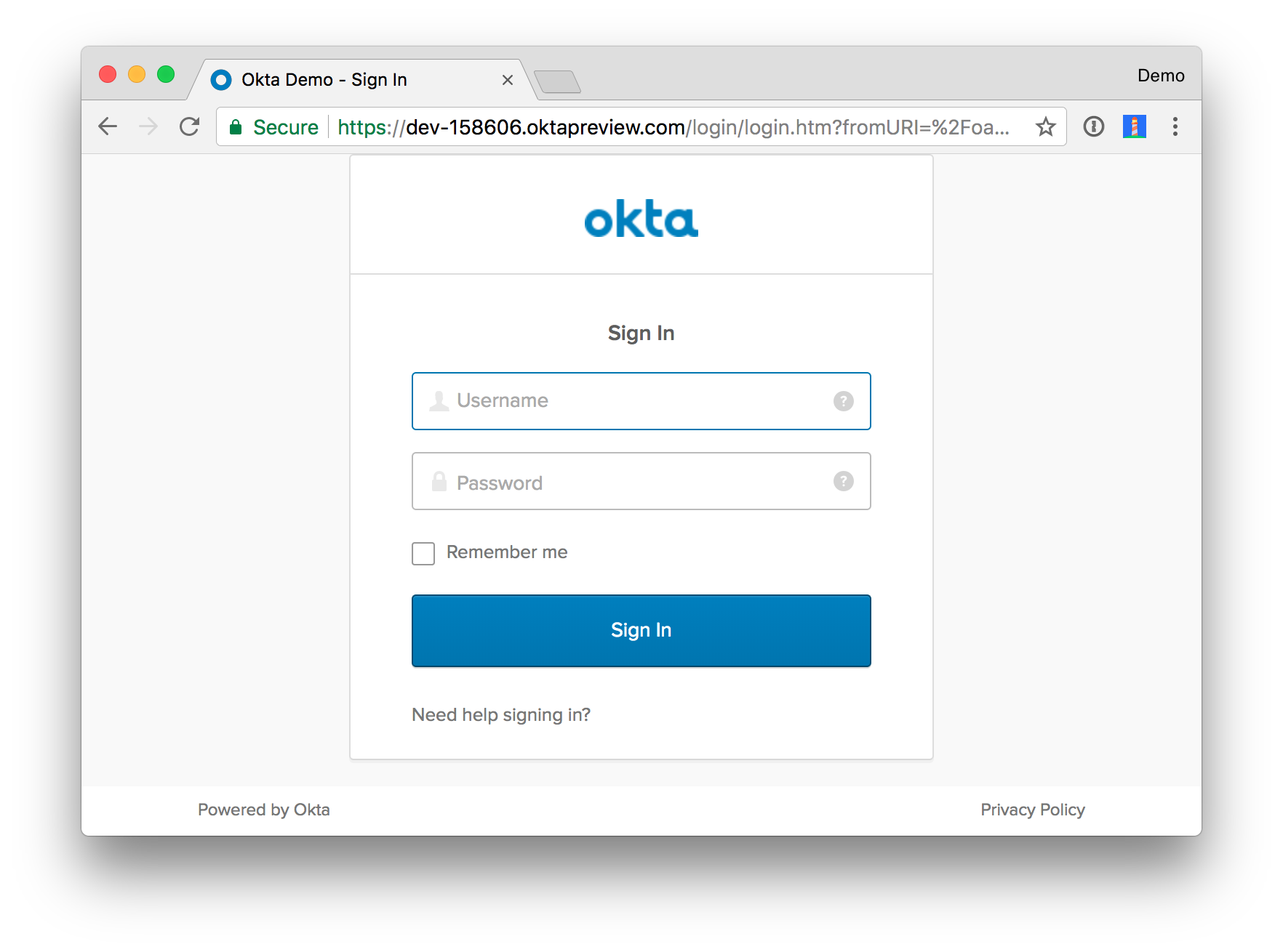 Protect Your Cryptocurrency Wealth Tracking PWA with Okta