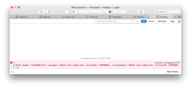 Build an Ionic App with User Authentication   Okta Developer