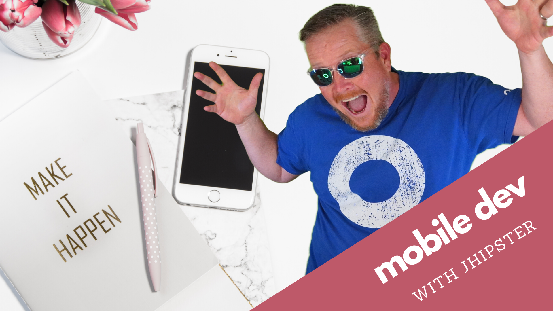 Mobile Development with Ionic, React Native, and JHipster