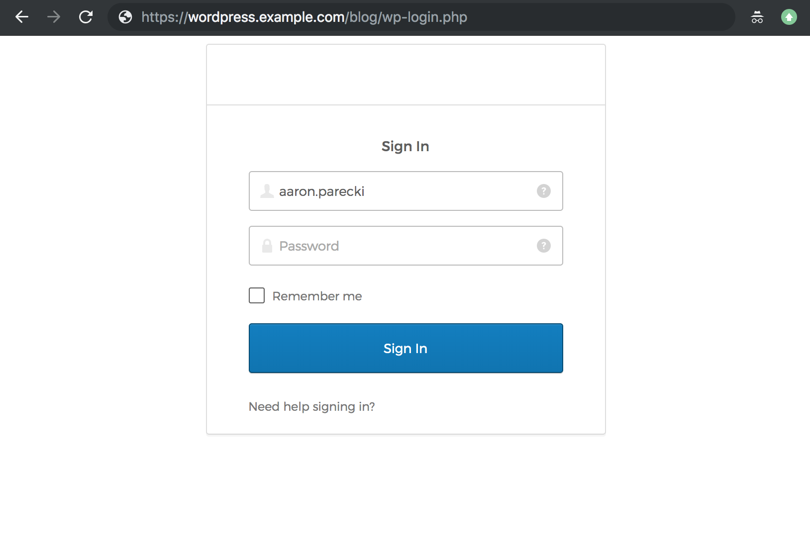 Add Secure Authentication to your WordPress Site in 15 Minutes