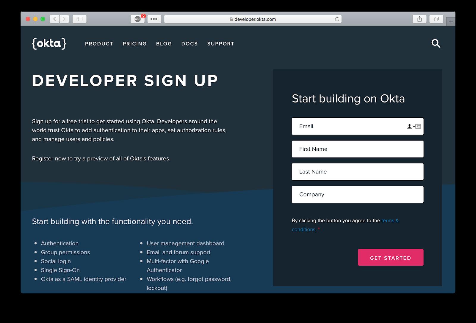 Build a CRUD App with Python, Flask, and Angular   Okta