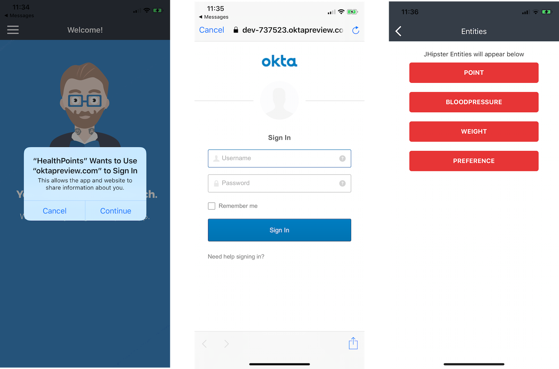 Build a Mobile App with React Native and Spring Boot | Okta