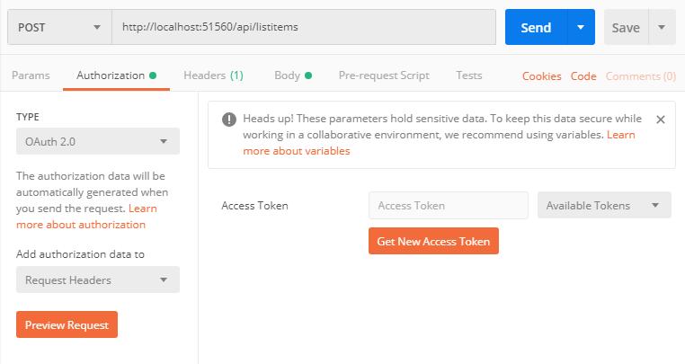 Build a REST API with ASP NET Web API   Okta Developer