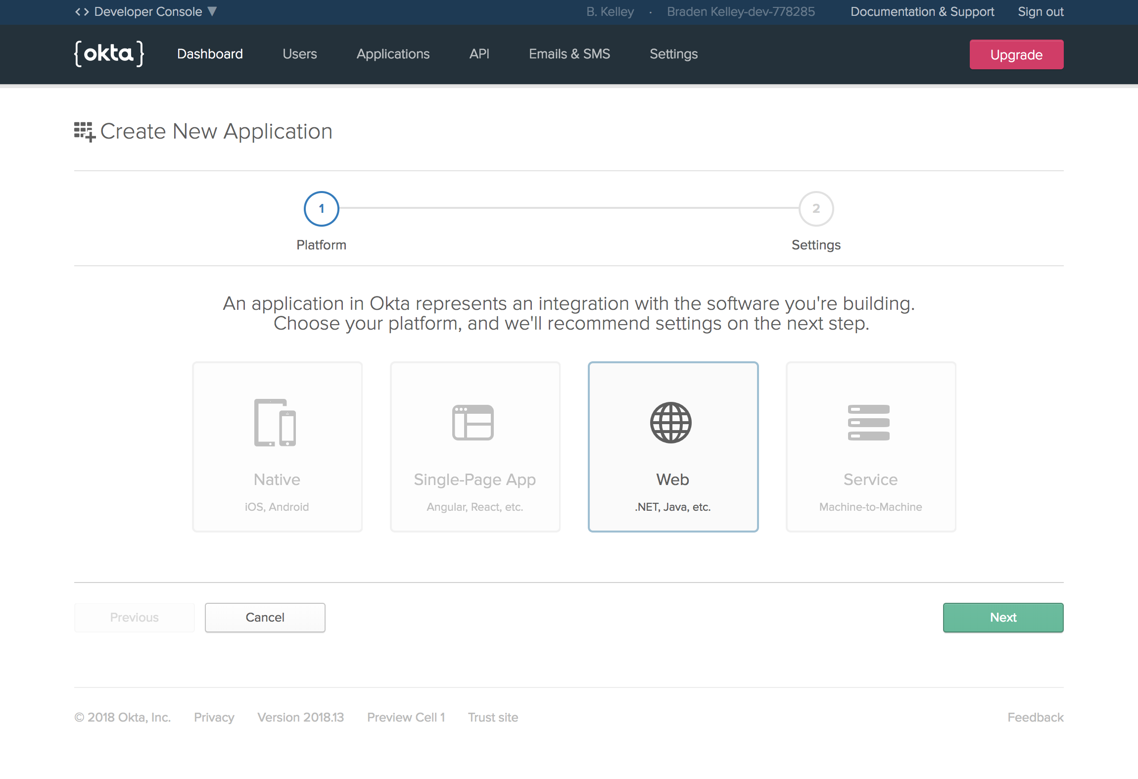 How to Securely Manage Users in Your Node App   Okta Developer