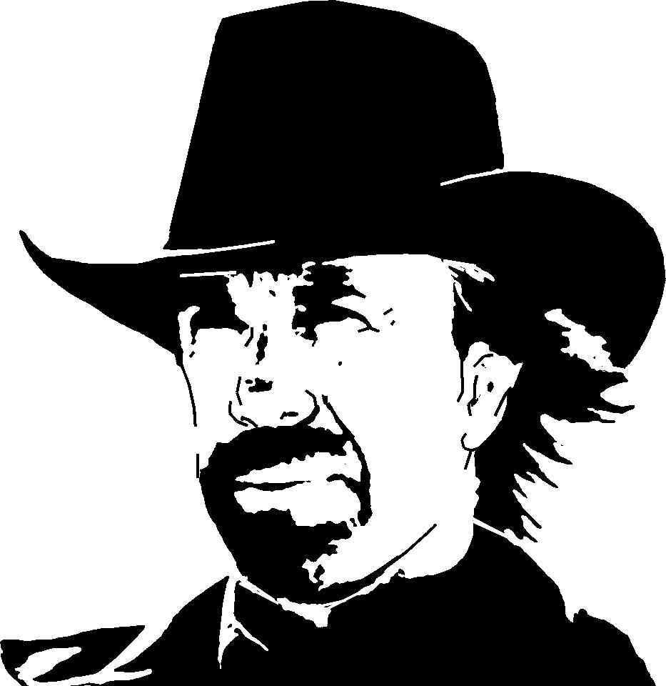 Chuck Norris bckground
