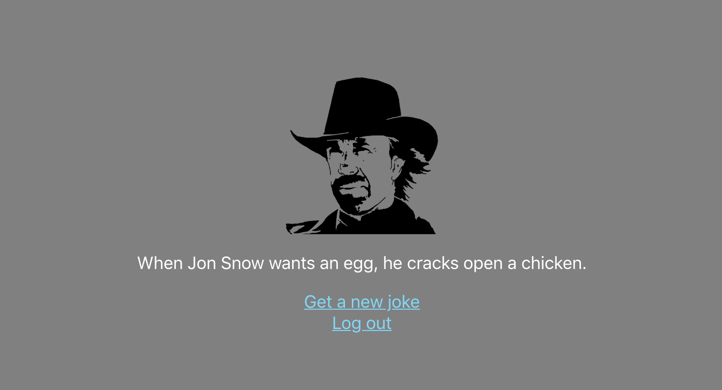 Jon Snow joke