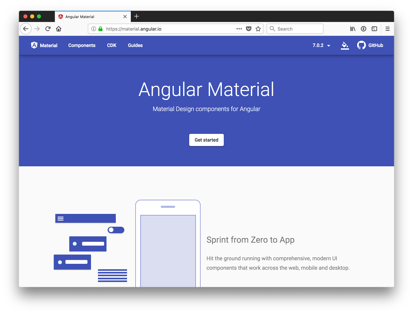 Build a Basic CRUD App with Angular 7 0 and Spring Boot 2 1