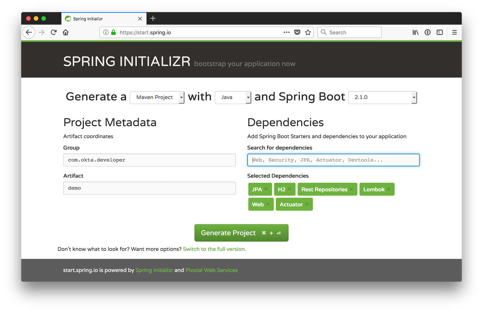 Build a Basic CRUD App with Angular 7 0 and Spring Boot 2 1 | Okta