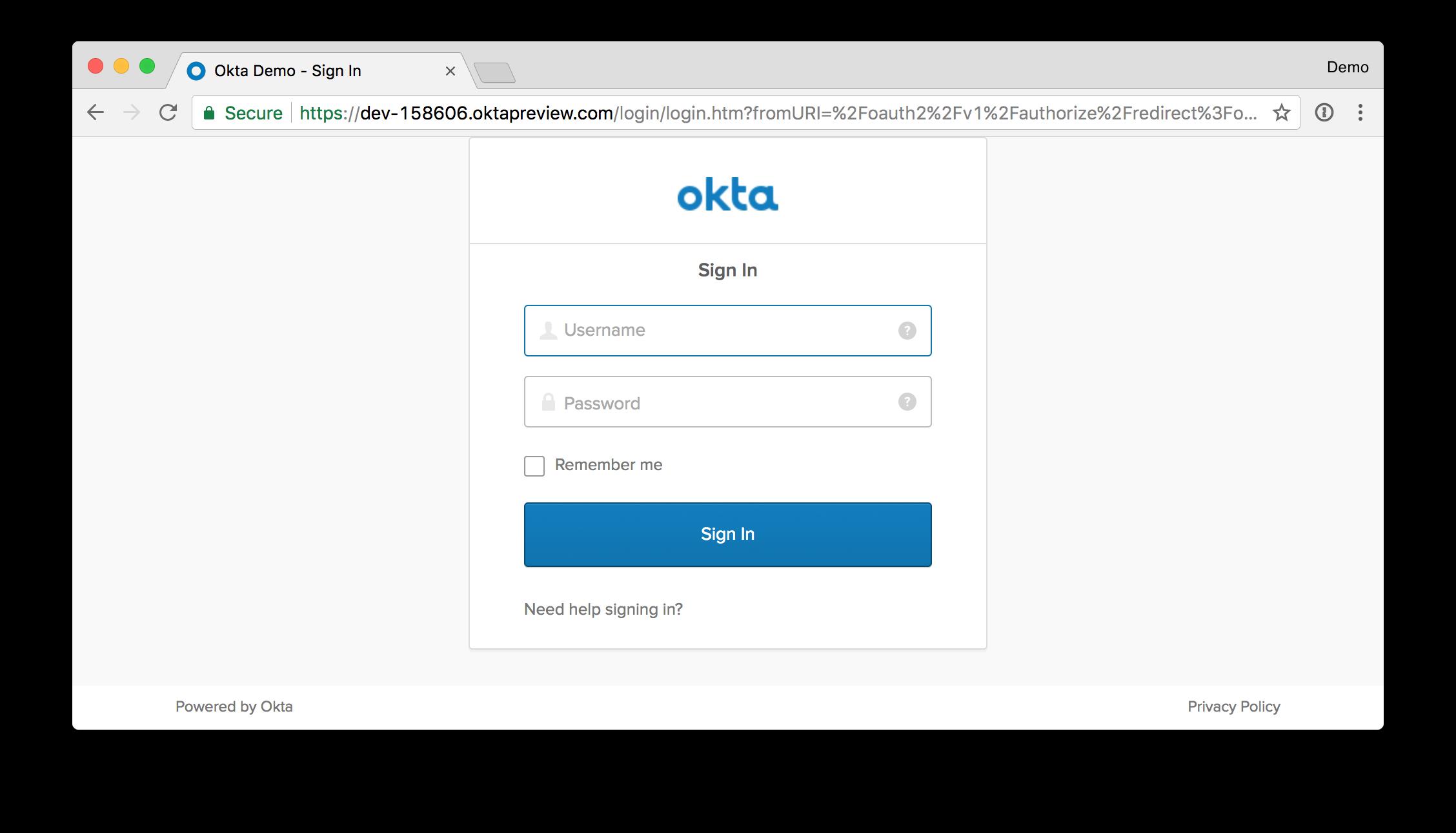 Get Started with Spring Boot, OAuth 2 0, and Okta | Okta Developer