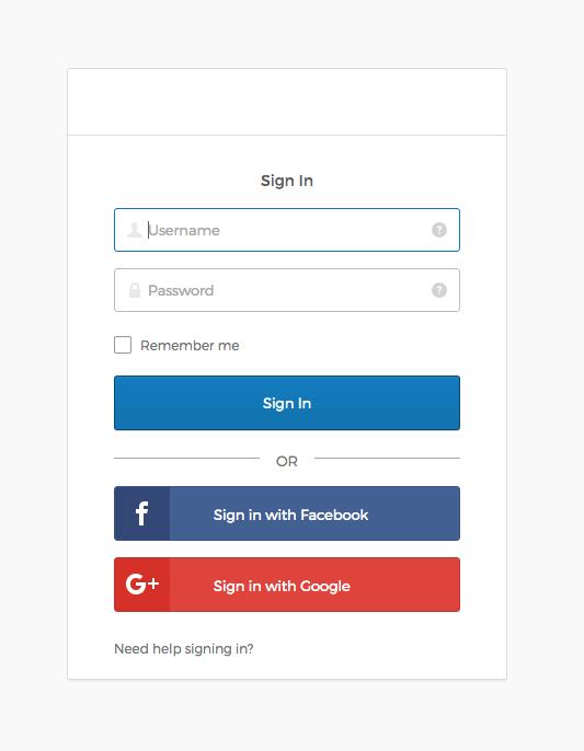 Add Social Login to Your JHipster App | Okta Developer