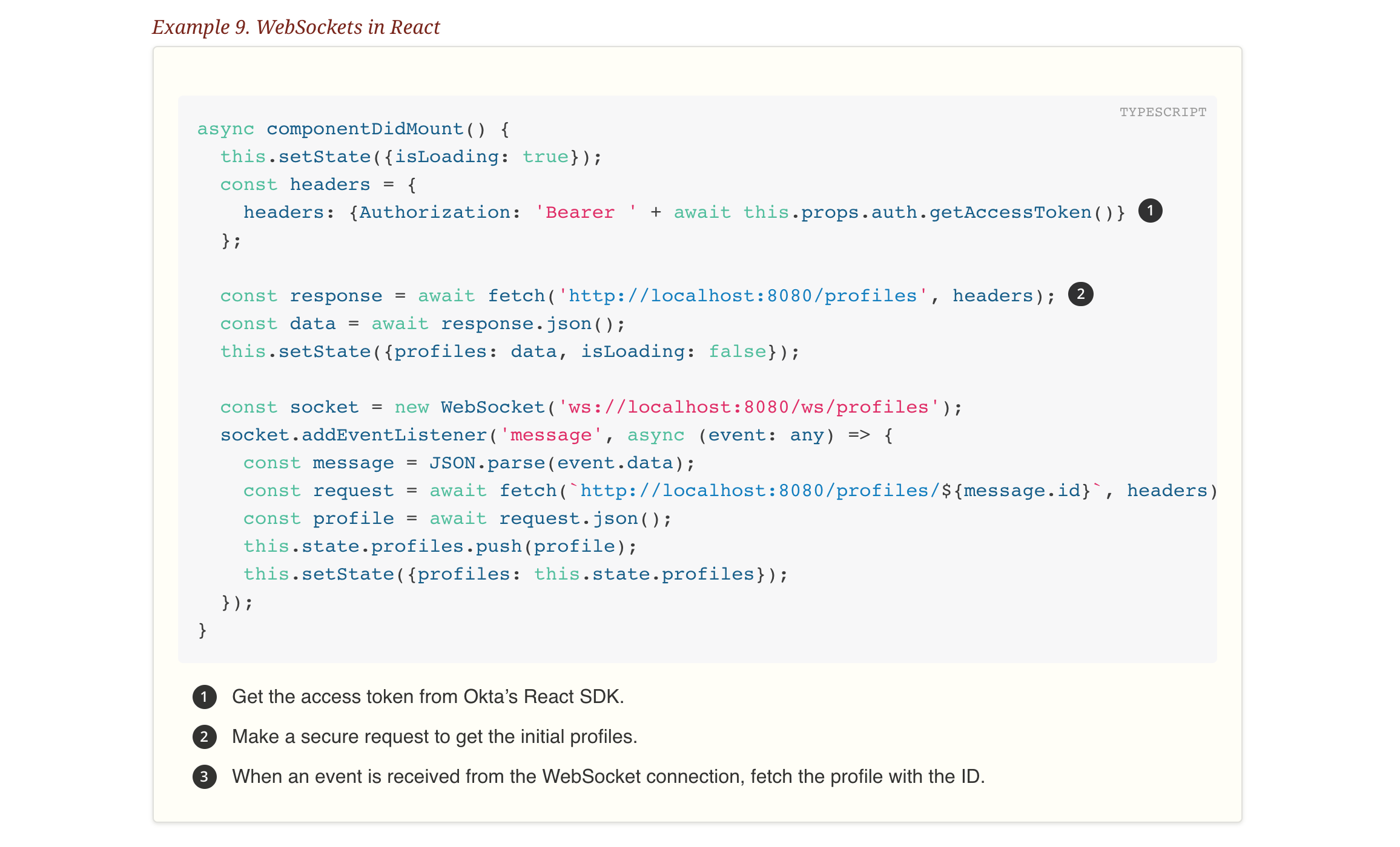Full Stack Reactive with Spring WebFlux, WebSockets, and