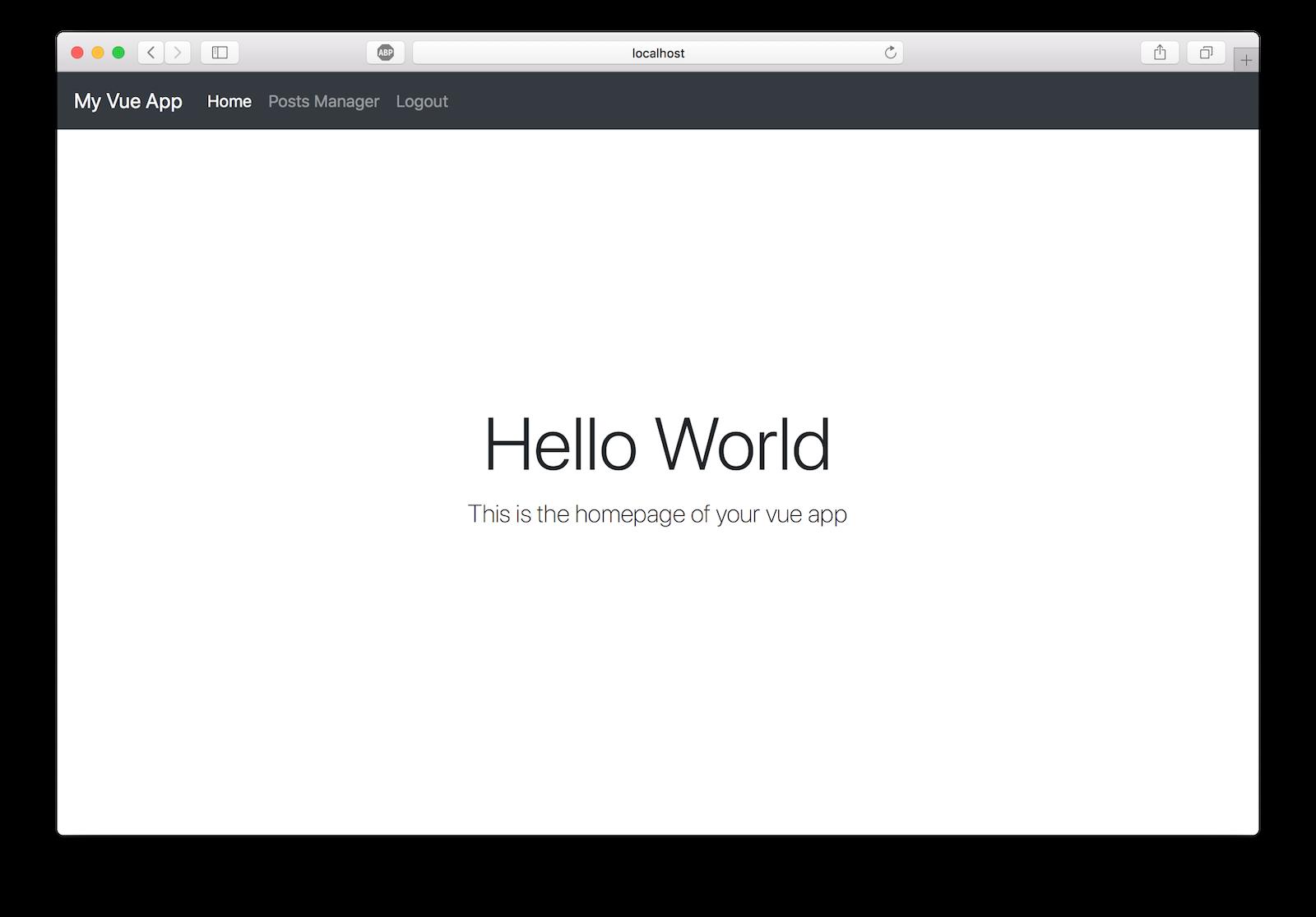 Build a Basic CRUD App with Vue js and Node | Okta Developer