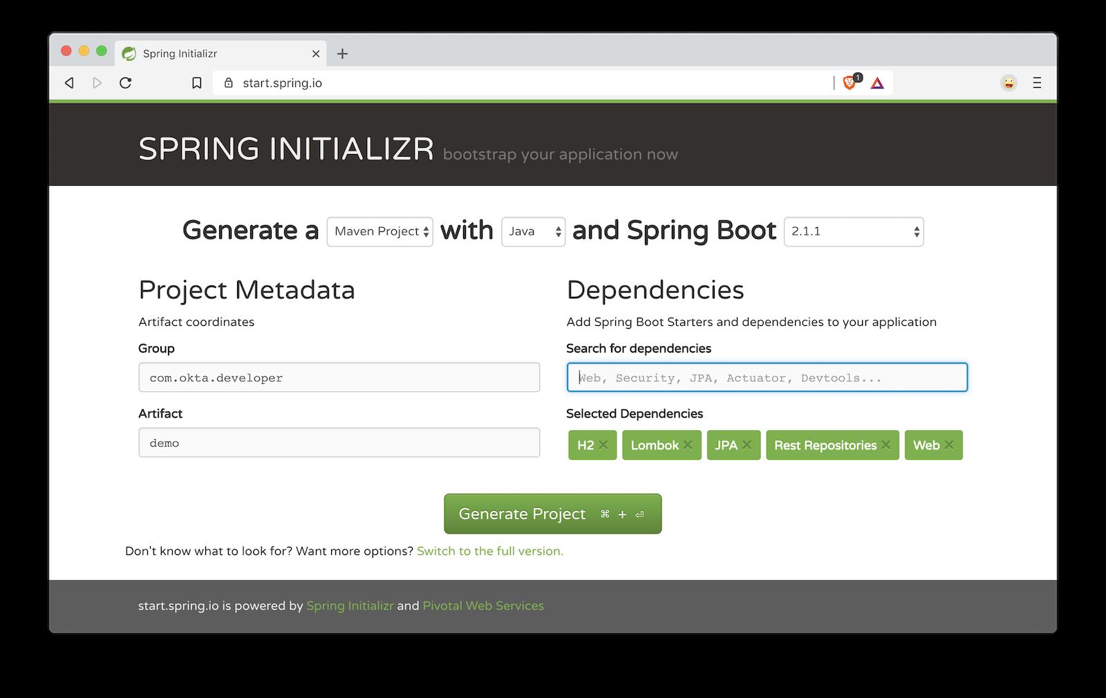 Bootiful Development with Spring Boot and Vue | Okta Developer
